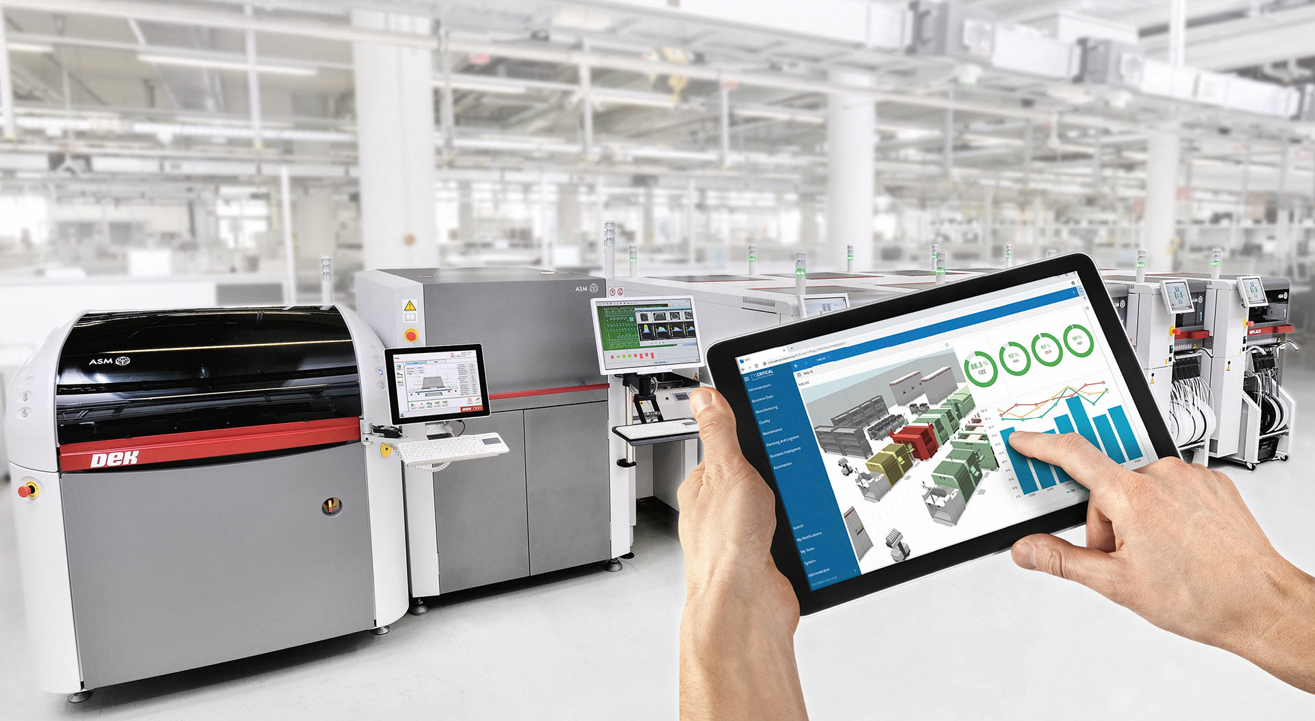 Integrated Smart Factory L